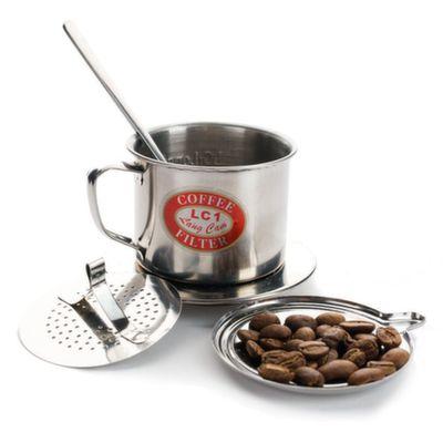 001835 Пресс-фильтр для кофе по-вьетнамски 100 мл