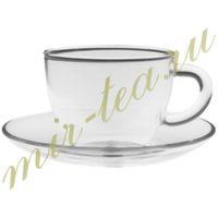 003860 Чашка с блюдцем 150ml