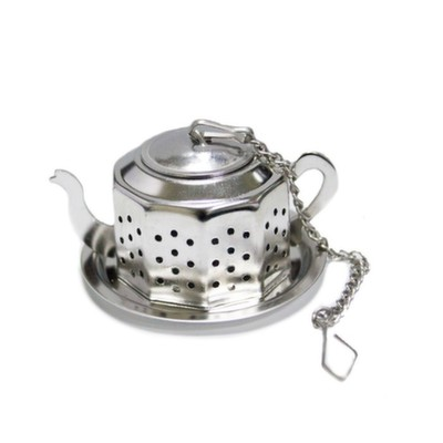 """006834 Ситечко для чая """"Время чая"""", 60 мм"""