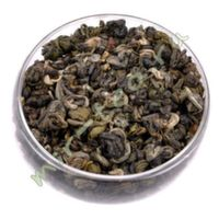 "GT-015 Зеленый чай ""Чжень Ло"" Зеленая Спираль"