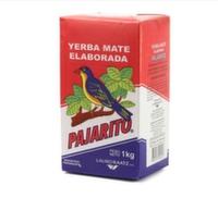 48101 Йерба мате Pajarito Tradicional 1000 г