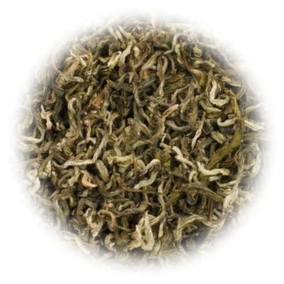 """52005 Зеленый чай """"Би Ло Чунь"""" Изумрудные спирали весны"""