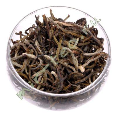 """52032 Жасминовый чай """"Моли Инь Чжень"""" Жасминовые серебряные иглы"""