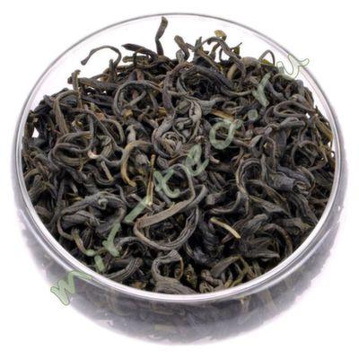 """52087 Зеленый чай """"Люй Сян Мин"""" Зеленые Ароматные Листочки"""
