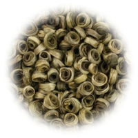 "52121 Зеленый чай ""Люй Юй Хуань"" Кольцо Джейд"