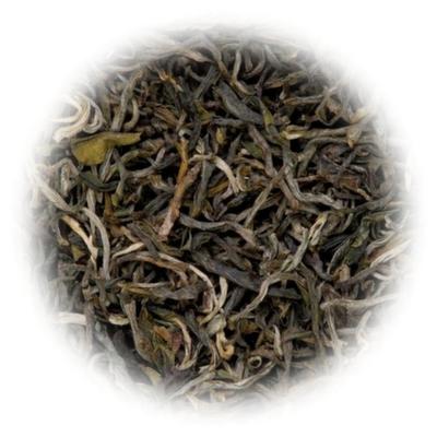 """52181 Зеленый чай """"Хуан Шань Маофен"""" Ворсистые пики с горы Хун Шань"""