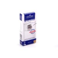 94504 Фильтр-пакеты для заваривания чая Finum, размер S, уп. 100 шт