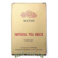 "BP-056 Чай Шу Пуэр ""Mavin"" плитка 100 гр."