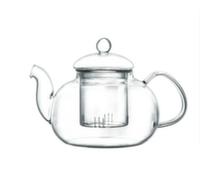 E-038C Чайник стеклянный Шафран 1000 мл
