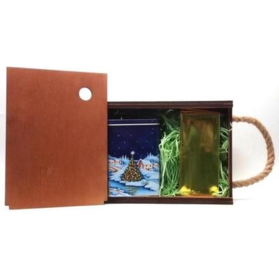 """EKP-103 Подарочный чайный набор №4 """"Цейлон и Улун"""""""