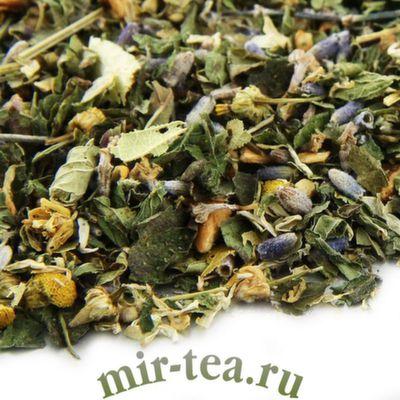 """FT-004 Чайный напиток """"Яблоко и Лаванда """""""