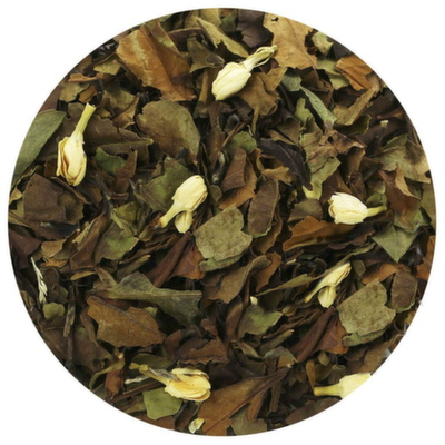 """GT-011 Жасминовый чай """"Бай Му Дань"""" Белый Пион"""
