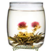 """GT-027A Связанный чай """"Цветы Восточного Рассвета"""" с ароматом кокосового молока"""