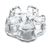 M-003 Горелка под чайник Звезда (стекло)