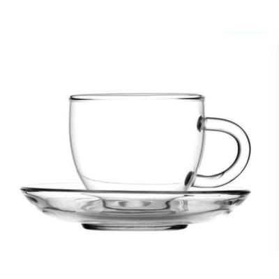 S-803 Чайная пара, стекло 100 мл