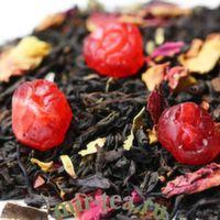 """W-111 Чай черный """"Дикая вишня с ягодами"""""""