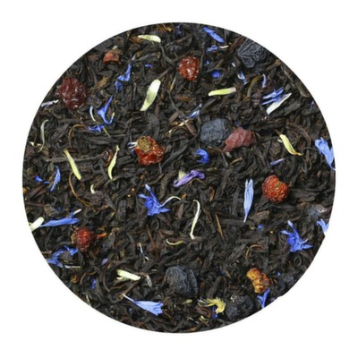 "W-114 Чай чёрный ""Изысканный Бергамот"""