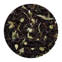 """W-137 Чай чёрный """"С мелиссой и мятой"""""""