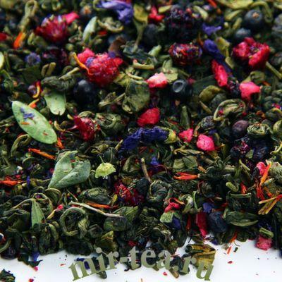 """W-323 Чай зеленый """"Таежный Сбор"""" Премиум"""