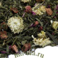 """W-324 Чай зеленый """"Улыбка гейши"""""""